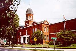 Courthouse - Circuit Court for Worcester County, Maryland