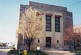 Photo of Cecil County Circuit Courthouse courtesy MD Manual Online.