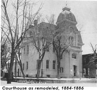 Cecil County Circuit Courthouse 1884-1886.