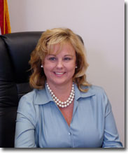 Sharon L. Hancock, Clerk of the Circuit Court for Charles County, Maryland.