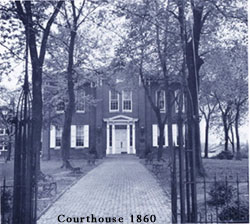 Courthouse 1860