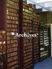 Queen Anne's County Circuit Court - Archives Room