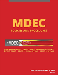 MDEC Policies and Procedures Manual image