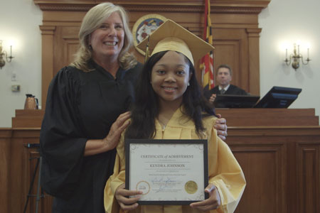 Kent County Truancy Reduction Court Program